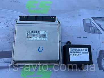 Електронний блок управління (ЕБУ) Mercedes Sprinter A0001536179