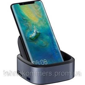 USB-хаб Baseus Baseus Mate Docking Type-C Mobile Phone Intelligent HUB Expanded Socket Deep Gray