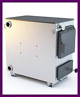 Твердотопливный котел Буржуй 20 кВт 4мм+ бесплатная доставка