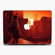 Чехол пластиковый для Apple MacBook Pro / Air Последние из нас (The Last of Us) макбук про case hard cover