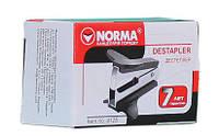 Дестеплер (антистеплер) с фиксатором черный 4125, Norma