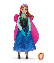 Кукла Анна с подвеской Холодное Сердце Дисней Anna Frozen Disney