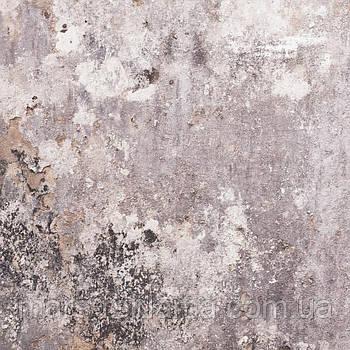 Виниловый фон (фотофон) студийный для предметной съемки. Текстура, старая штукатурка. Серый