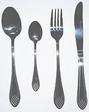 Набор столовых приборов 24 предмета Silver Satin Zurrichberg ZBP-3010