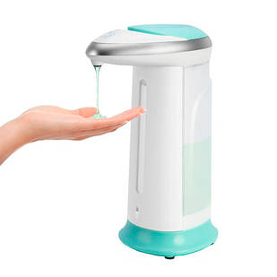 Автоматический дозатор для мыла 400мл сенсорный диспенсер