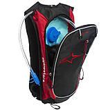Рюкзак с гидратором Alpinestars Red, фото 7
