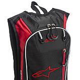 Рюкзак с гидратором Alpinestars Red, фото 5