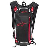 Рюкзак с гидратором Alpinestars Red, фото 2