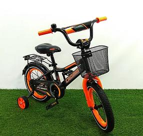 "Дитячий велосипед Crosser Rocky 18"" помаранчевий"
