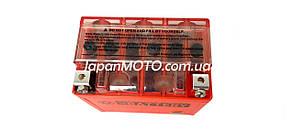 Аккумулятор 5A 12V (YB5L-BS) VLAND гелевый - 119*60*129mm, фото 2