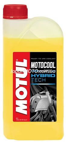 Охлаждающая жидкость Motul Motocool Expert -37C, (1L) Франция, фото 2