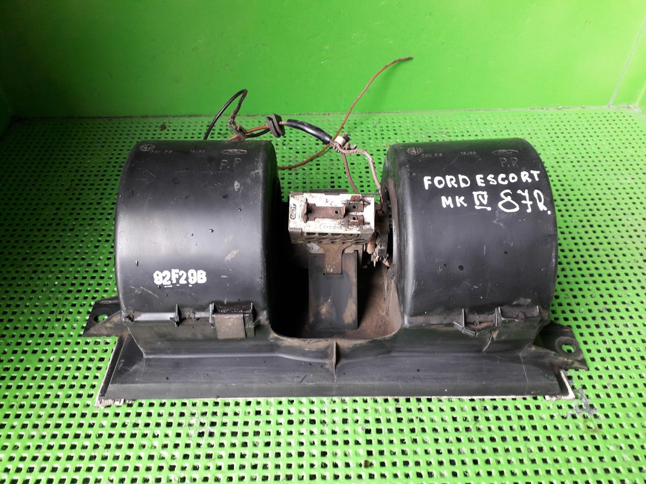 Моторчик пічки для Ford Escort Sierra Orion