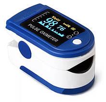 Пульсоксиметр медицинский Pulse Oximeter Jziki JZK-302  пульсометр оксиметр кислород