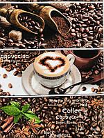 Вафельне полотно Аромат кави 50 см, фото 1