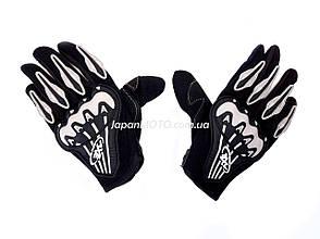 Перчатки AXE RACING ST-07 (size: L, серые), фото 2