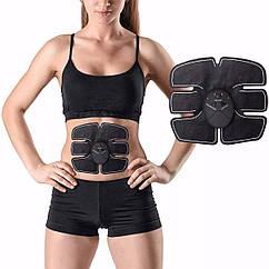 Міостимулятор body mobile gym 6 pack EMS для м'язів преса / пояс для преса
