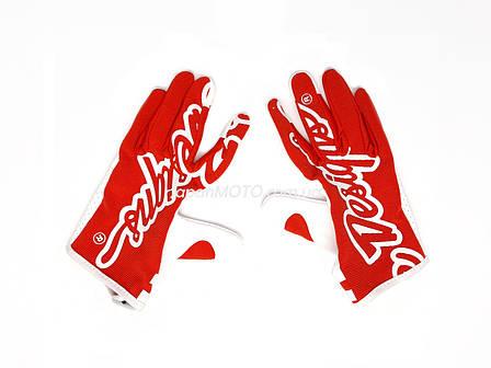 Перчатки TLD (красные, size L), фото 2