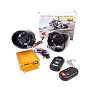 Аудиосистема 2.0 mod:908 (2.5, черные, сигн., МР3/FM/SD/USB, ПДУ, разъем ППДУ 3K)