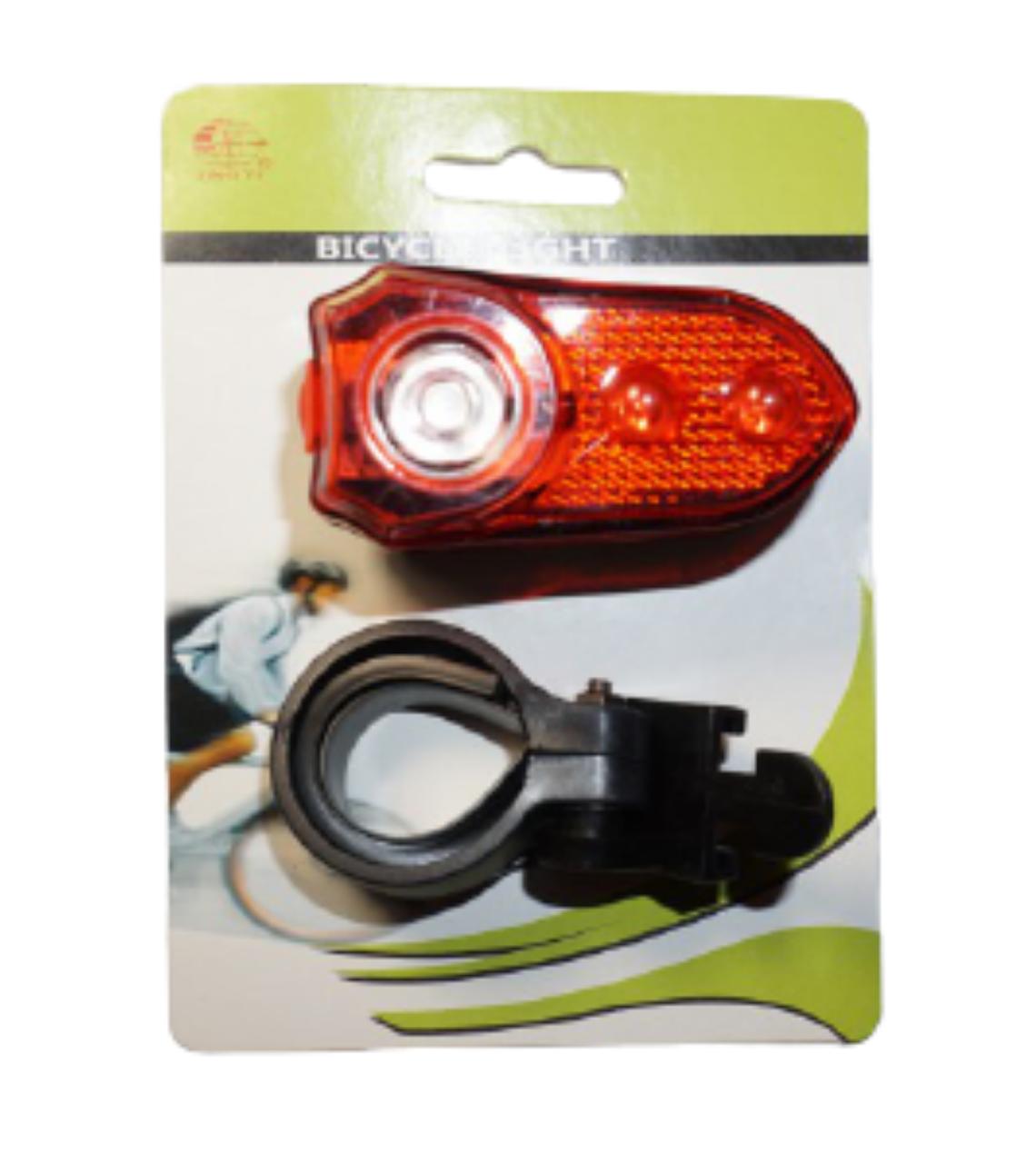 Задний фонарь стоп для велосипеда JY-258