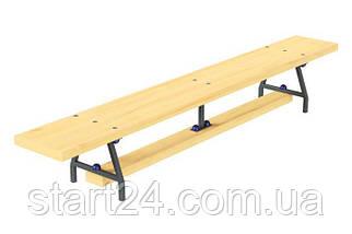 Гімнастична Лавка для шкіл та садків Acrobat 2,5 м
