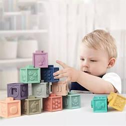Силиконовые игрушки