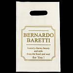 Кулон с цирконами BERNARDO BARETTI в бархатном футляре на цепочке (K067), фото 8