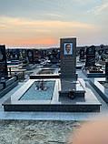 Памятник из гранита (Образец 3036), фото 2