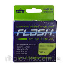 Леска Fishing ROI FLASH Universal Line 0.187mm 100m 2.95kg