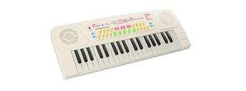 Синтезатор 37 клавіш,42см,мікрофон,запис,демо,в кор-ці,42,5х16х5см №BX-1605BC(60)