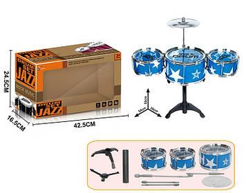 Барабанна установка в кор-ці,24,5х16,5х42,5 см №991-7(12)(24) КІ