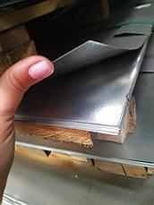 Жесть белая ЭЖК 0.25 х 712 х 820 мм с покрытием оловом пищевая, фото 2