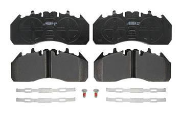 Тормозные колодки  29174 VOLVO/RVI с монтажным комплектом
