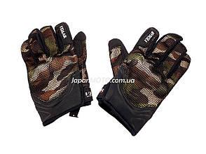 Перчатки VEMAR VE-173 сенсорный палец (size: XL, хаки), фото 2