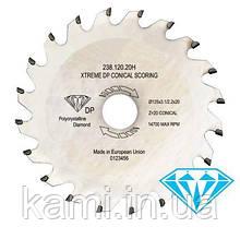Алмазные конические подрезные пилы XTreme серии 238