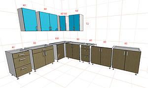 """Кухня """"Гамма"""" от Мебель Сервис (распродажа)"""