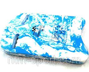 Дошка для плавання (EVA, р-р 43 * 28 * 3,5 см)