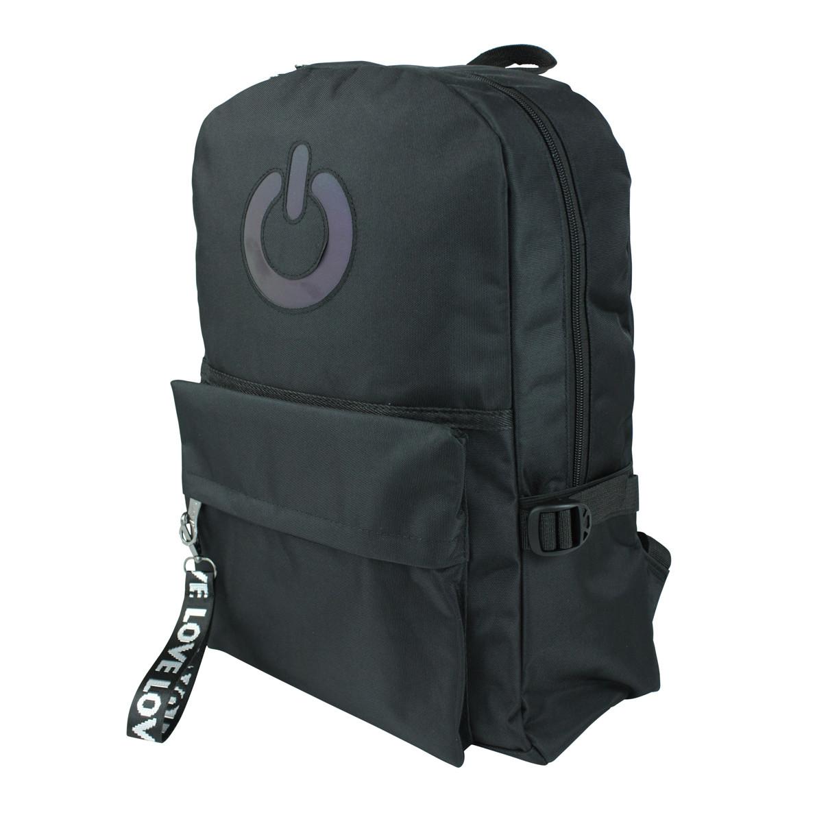 Рюкзак городской Power чёрный