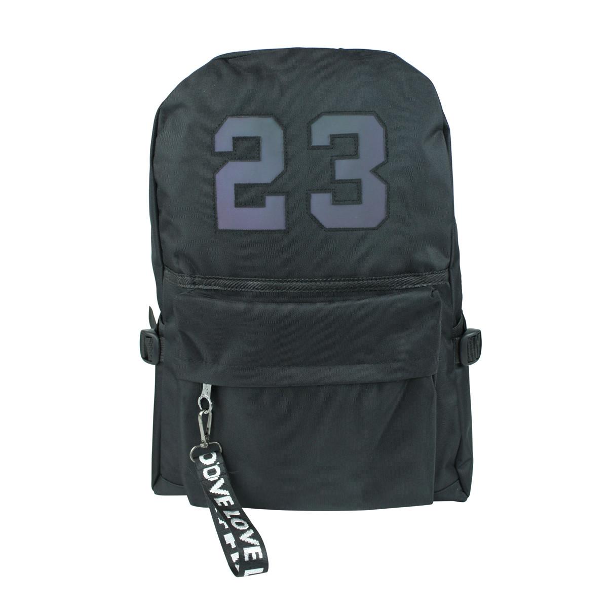 Рюкзак городской чёрный 23 унисекс