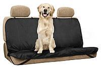 Подстилка чехол на автомобильное сиденье для домашних животных Pet Zoom Loungee Auto Черный