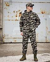 Костюм Гірка розвідник камуфляжний НАТО дрібний ріп-стоп