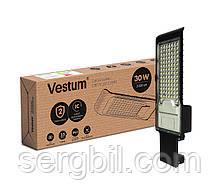 Світлодіодний консольний світильник Vestum 30W 3000Лм 6500K 85-265V IP65 1-VS-9001