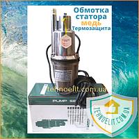 Глубинный скважинный водяной вибрационный насос с верхним забором для скважин для колодца Grandfar VMP-300/6