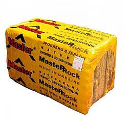 Мінвата MasterRock 50мм 600*1000мм плот.30 уп. 6м.кв./10шт