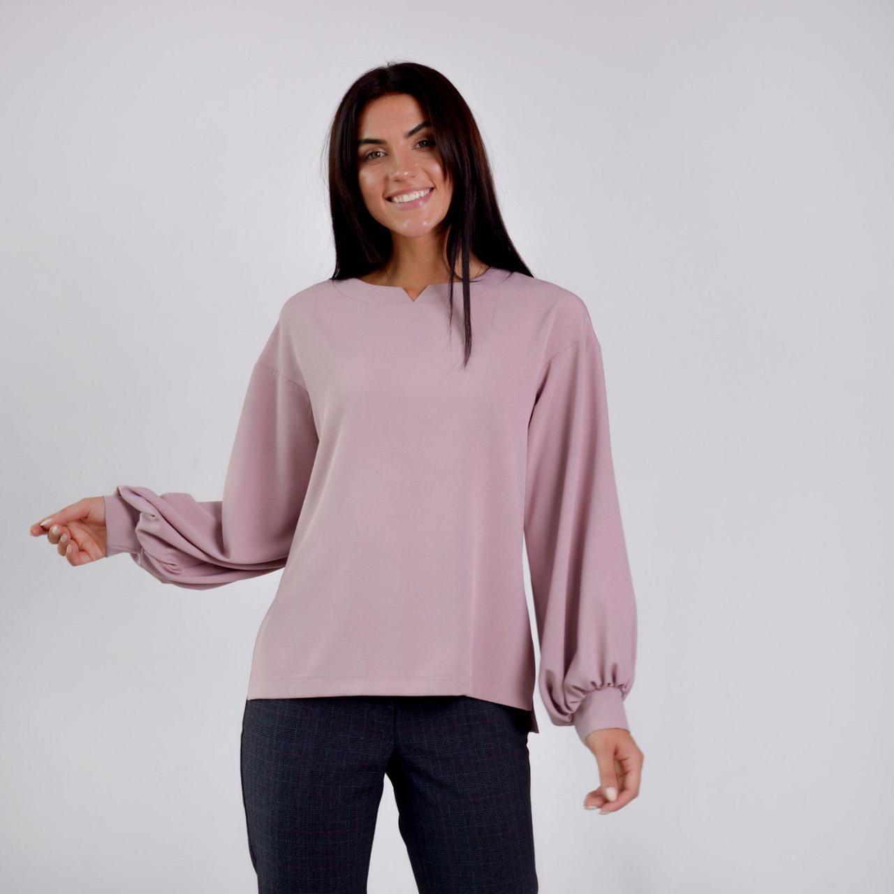 Вишукана молодіжна блуза Дана, 44,46,48,50,52,54