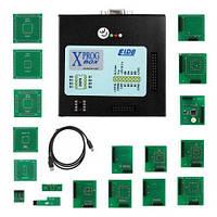 Программатор Xprog Box 5.55 для чип-тюнинга EEPROM ЭБУ ECU автомобилей