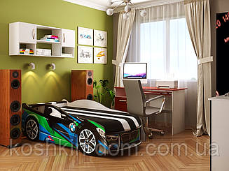 Ліжко машинка BMW Space
