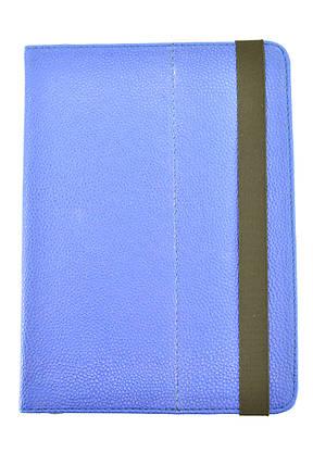 """Чохол для планшета 10"""" """"maXXus"""" на резинці №39 (синій флотар матовий), фото 2"""
