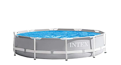 Интекс 26700, каркасный бассейн 305 x 76 см