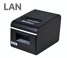✅ Xprinter XP-Q90EC Принтер чеків з автообрезкой 58mm LAN