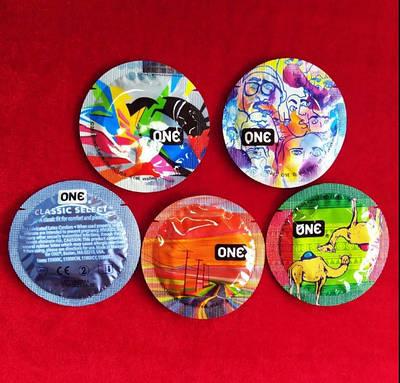 Презервативы ONE Classic Select (классические) (по 1шт)